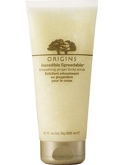 Incredible Smoothing Ginger Scrub 200ml