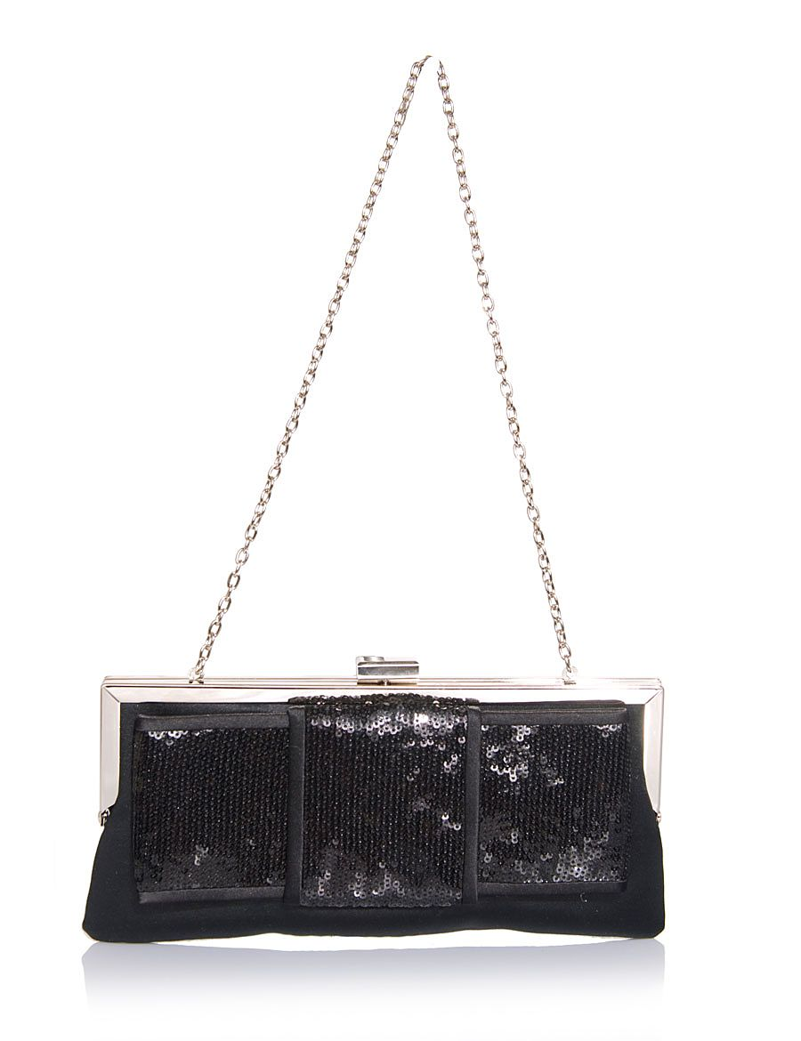 Aftershock Allie clutch Black product image
