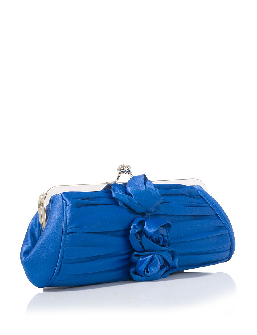Aftershock Mila clutch Royal Blue product image