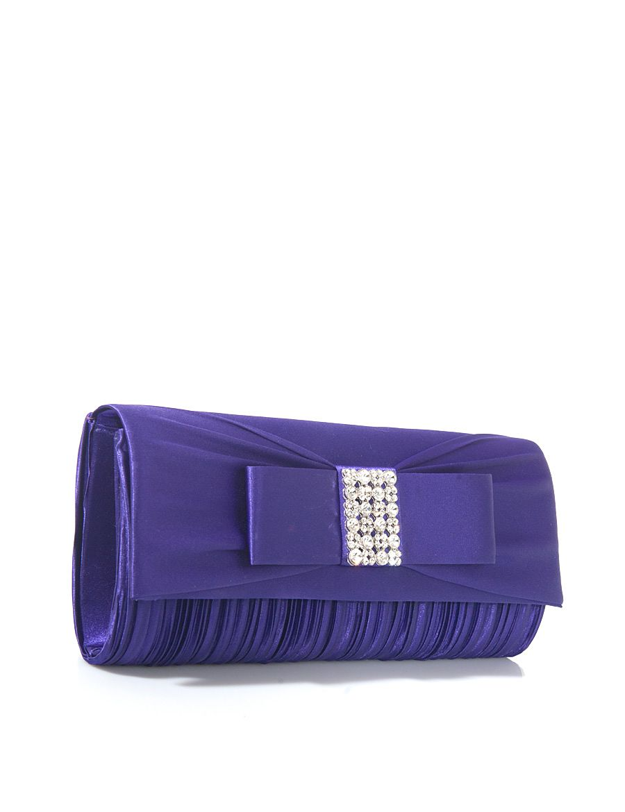 Aftershock Jamelia clutch Purple product image