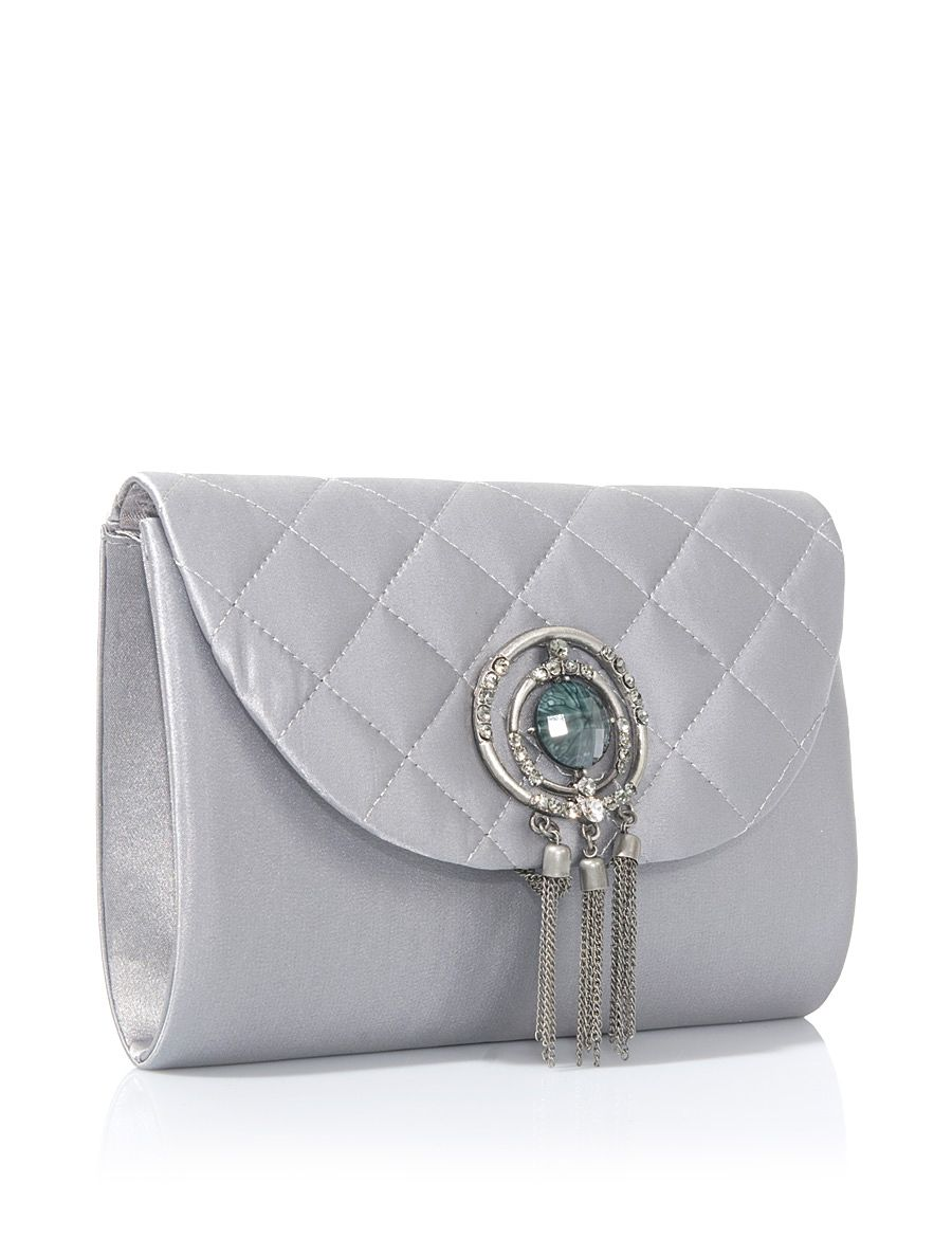 Aftershock Chantelle clutch Grey product image