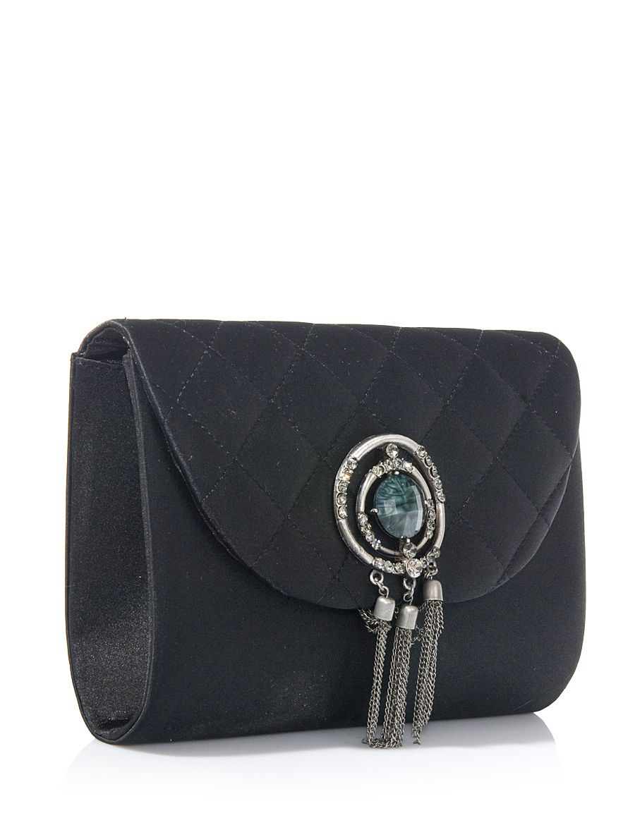 Aftershock Chantelle clutch Black product image