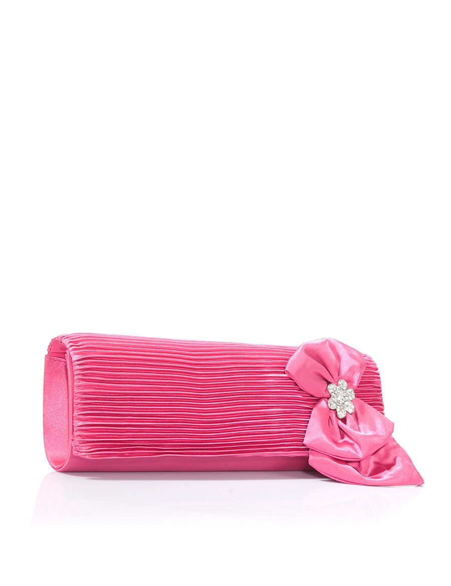 Aftershock Salagne clutch Fuchsia product image