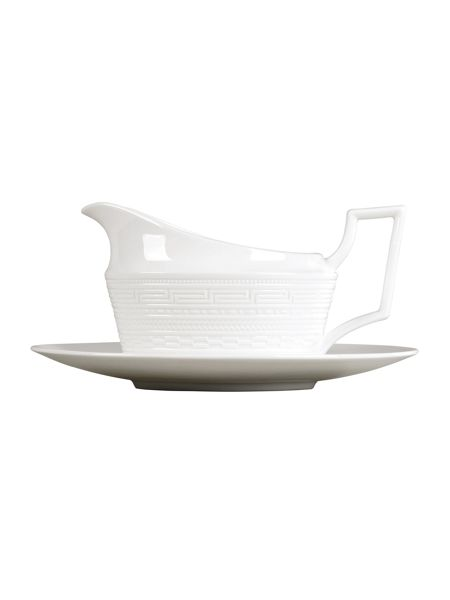 Wedgwood Intaglio sauce boat stand
