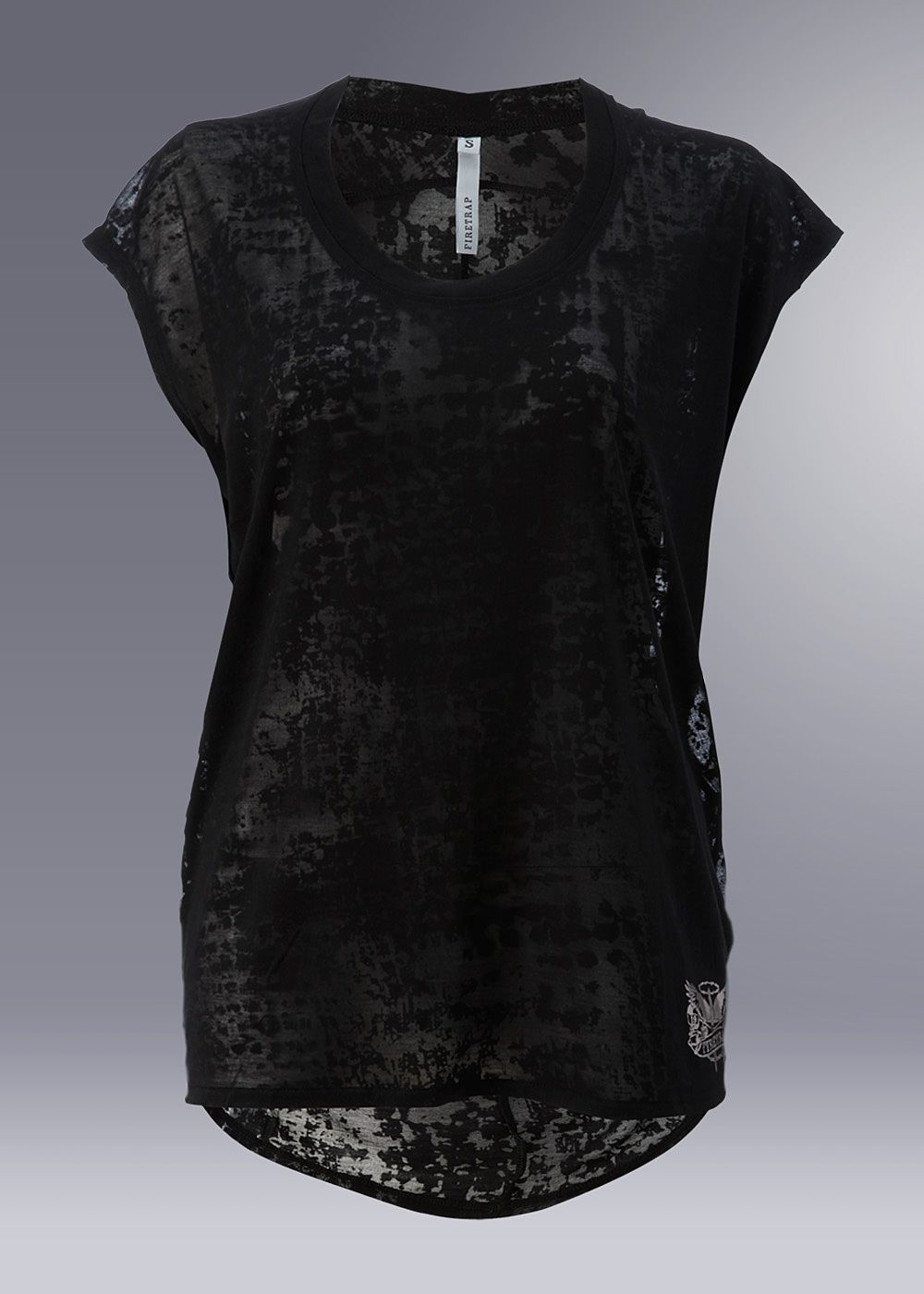 Firetrap Lucy tee Black product image