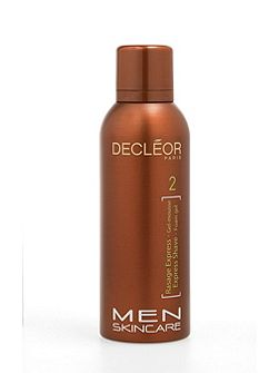 Decléor Express Shave Foam Gel 150ml