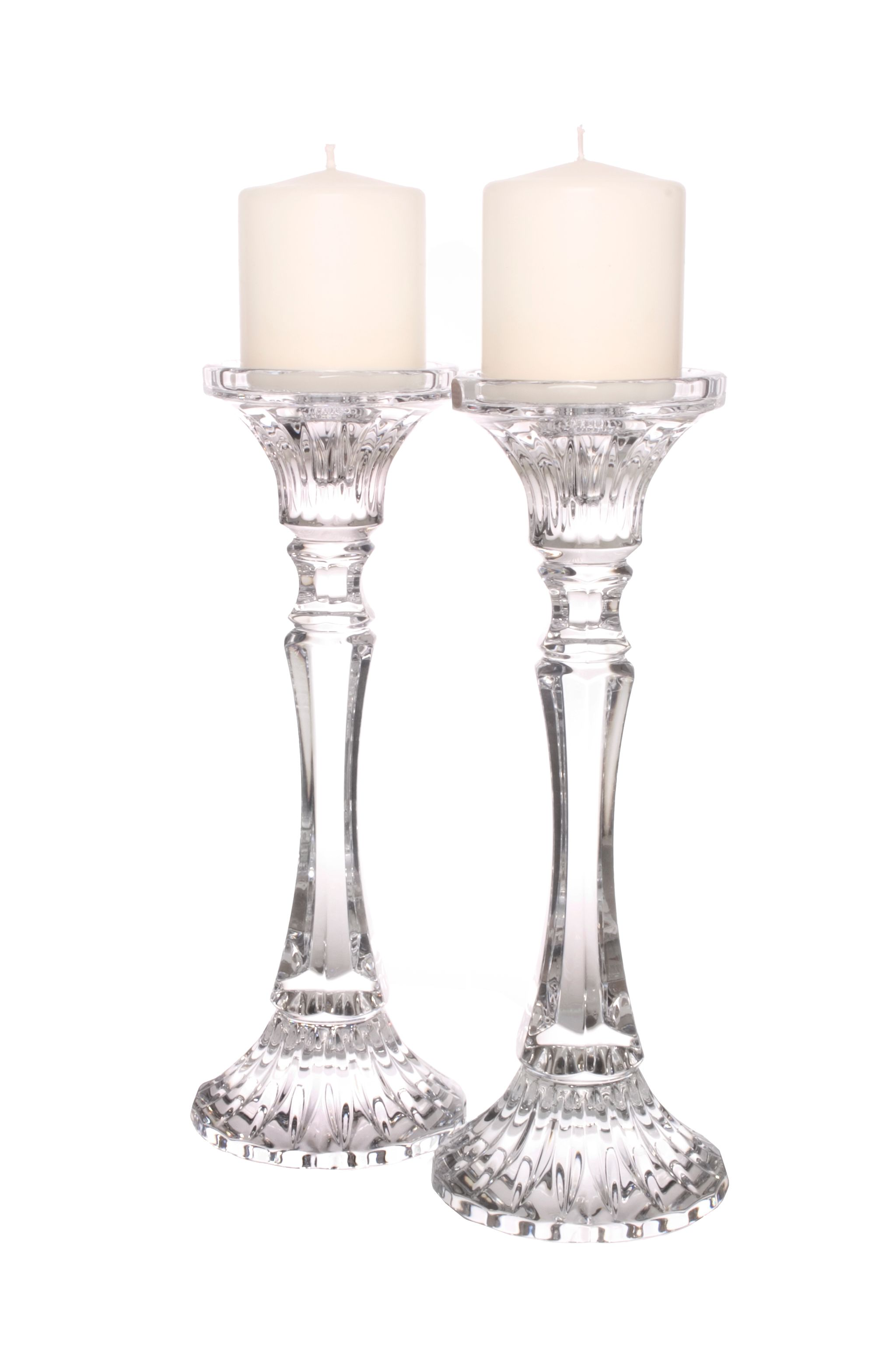 Pillar candle gift set