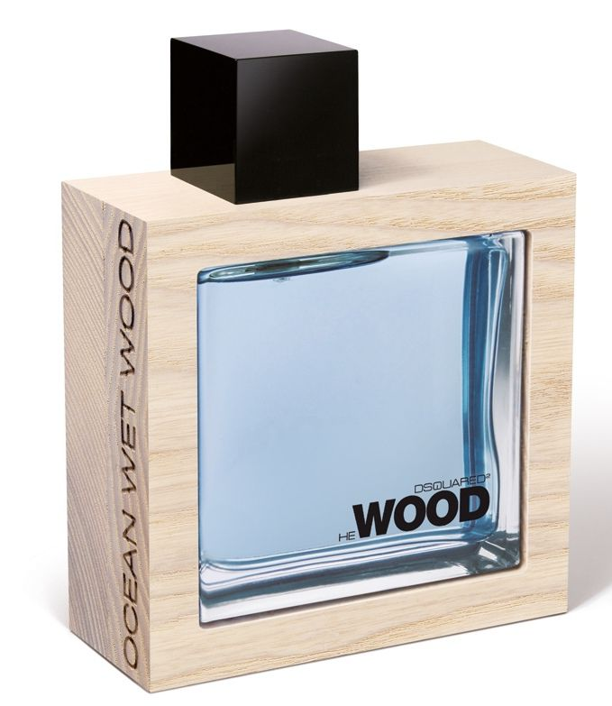 Ocean Wet Wood eau de toilette 100ml