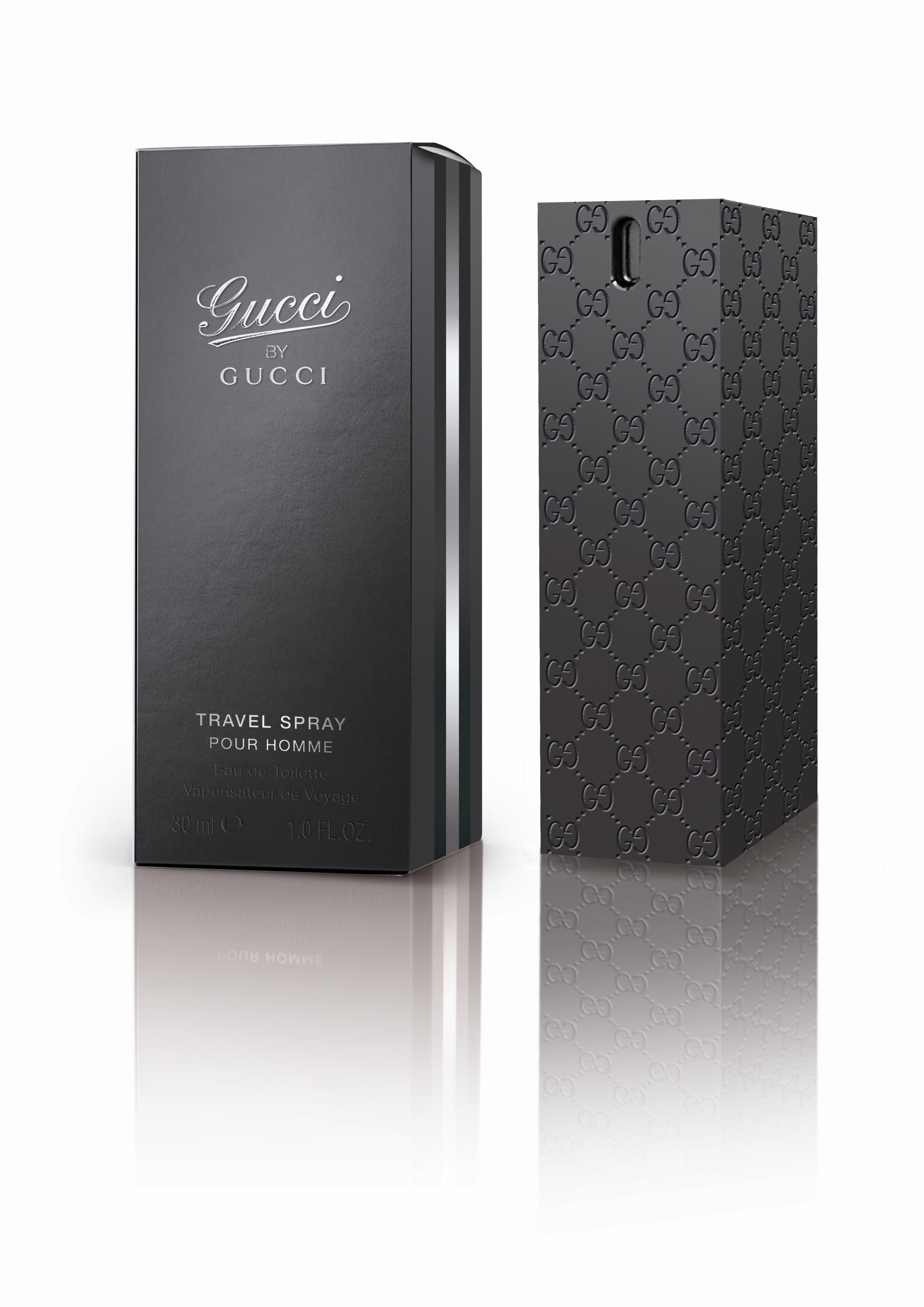 Gucci Pour Homme travel spray edt 30ml