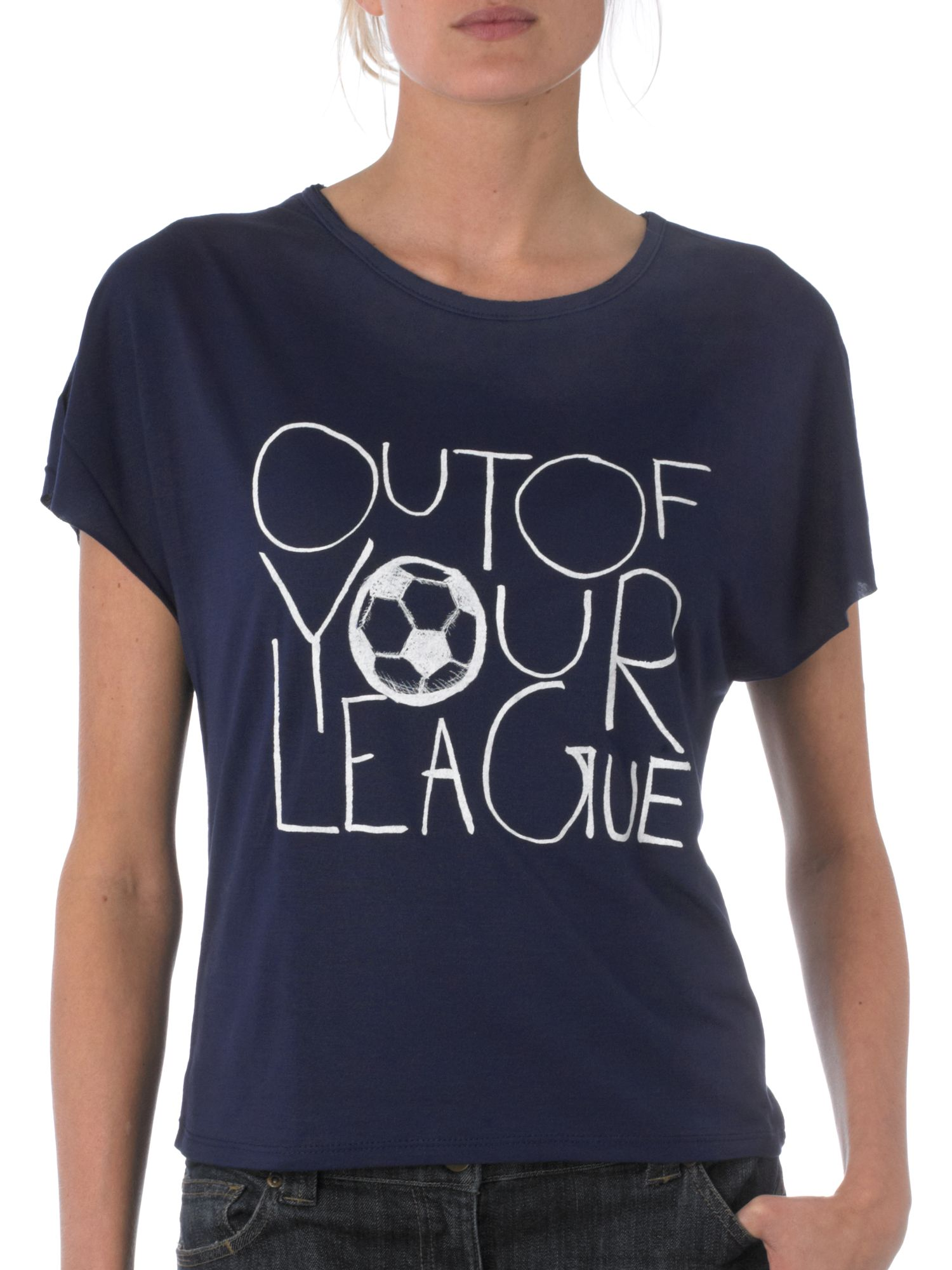 Therapy Out of your league t-shirt product image