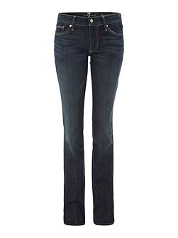 7 For All Mankind Straight leg jeans in