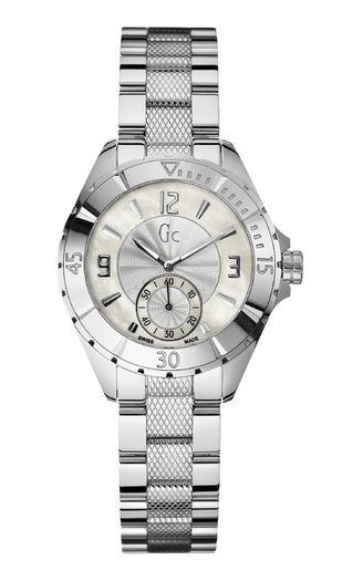Gc ladies sport class xls silver plated product image