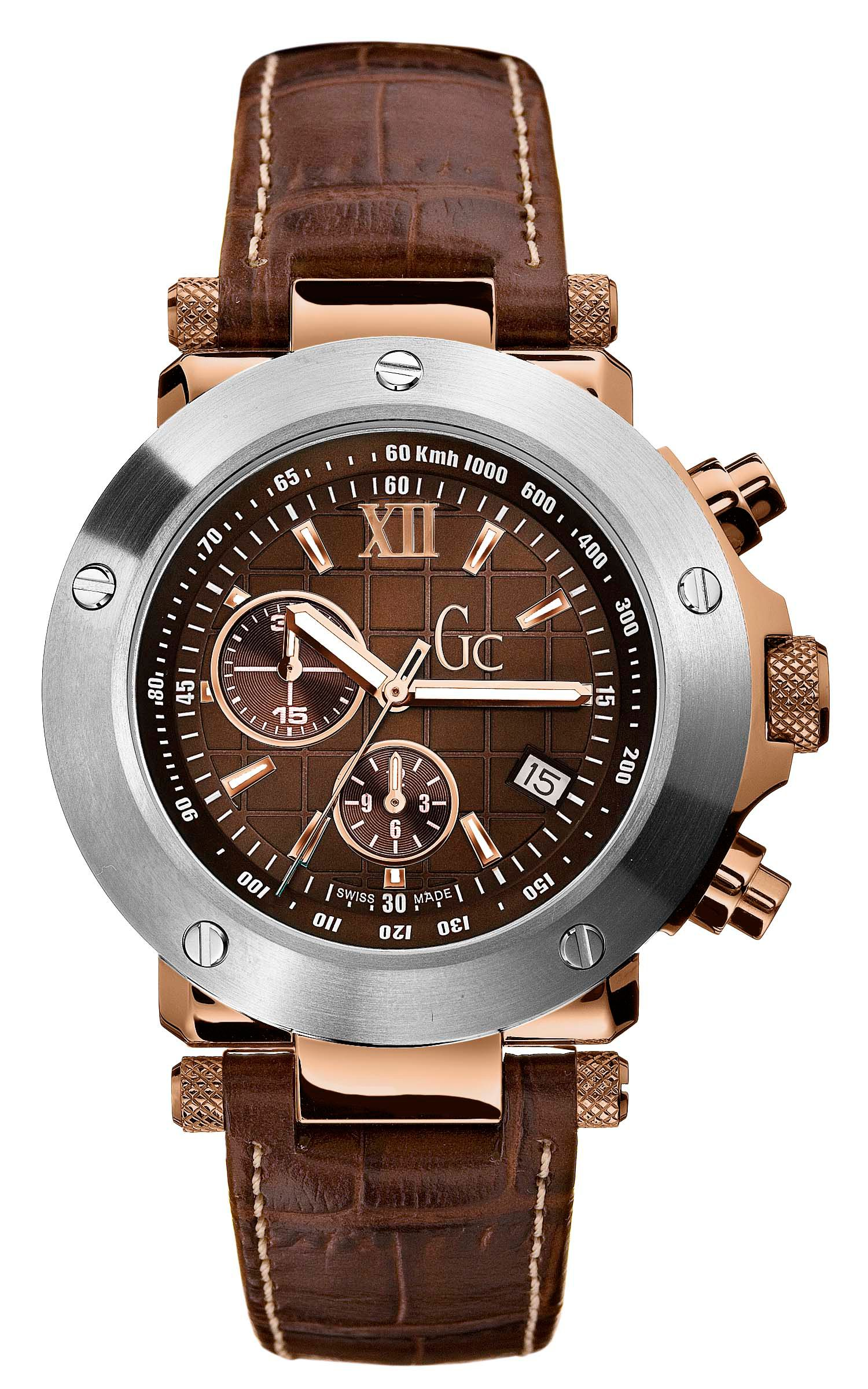 Gc gents chronograph se1 sports watch product image