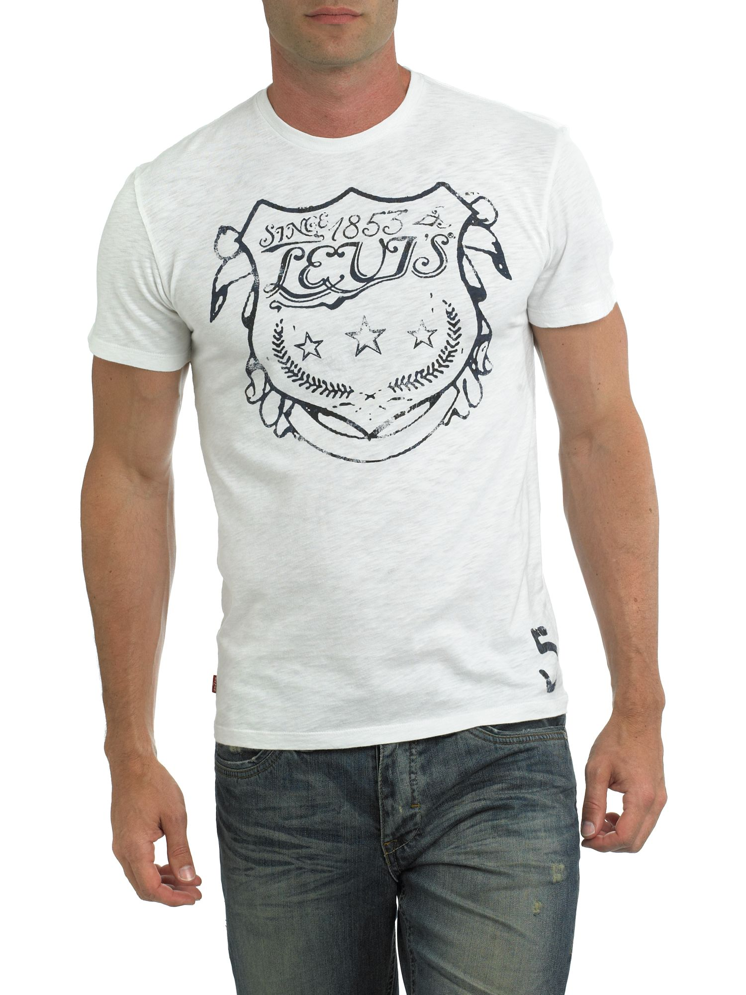 Levi`s Short-sleeved logo T-shirt product image