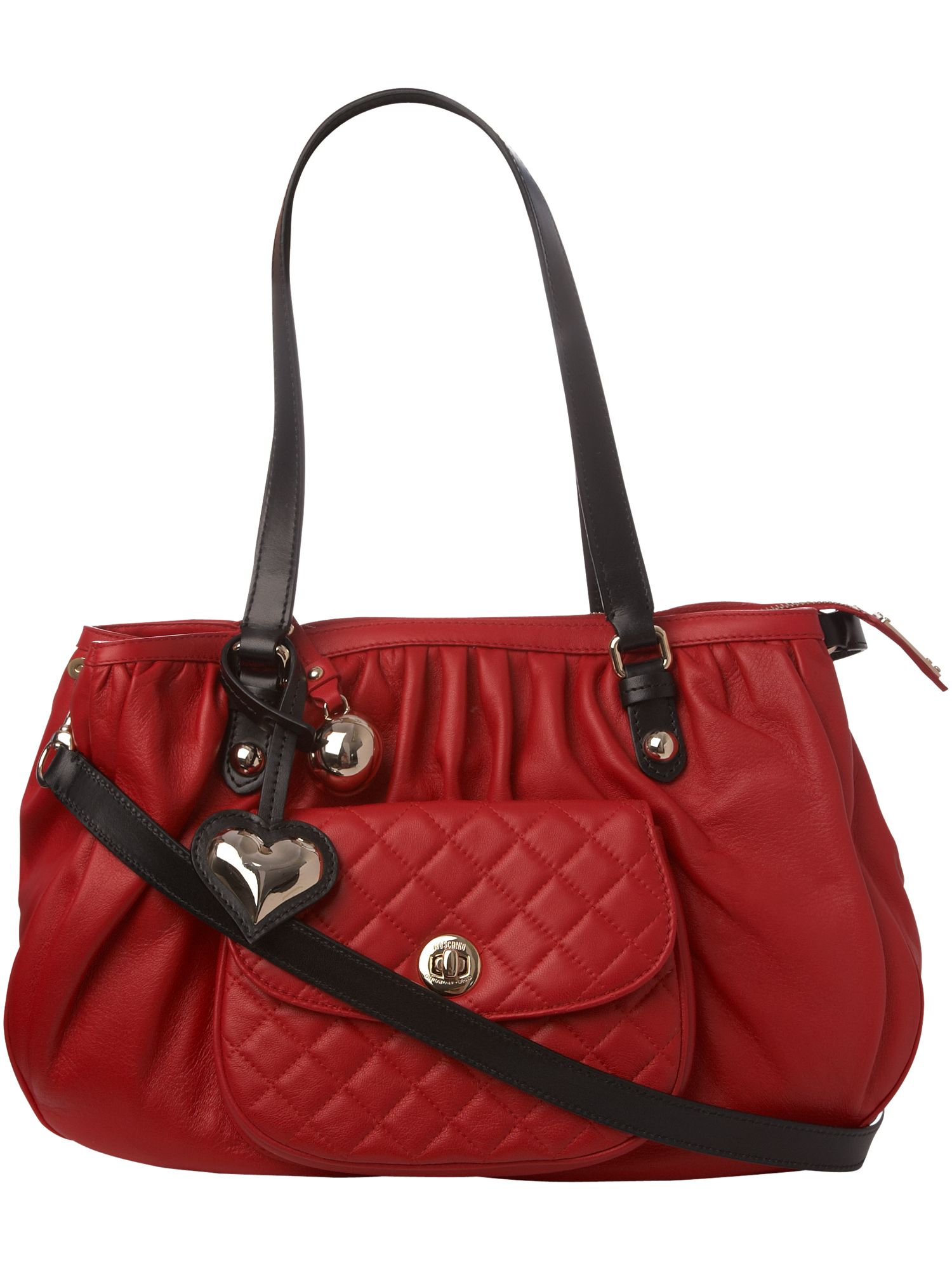 Moschino Cheap & Chic Nappa Medium leather Tote bag. product image