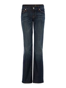 Bootcut jeans in New York Dark