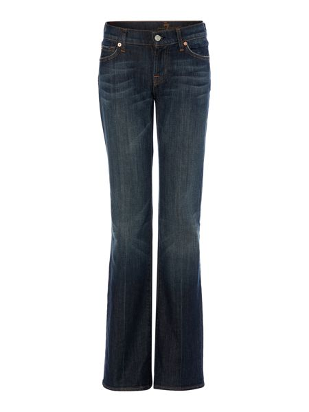 7 For All Mankind Bootcut jeans in New York Dark