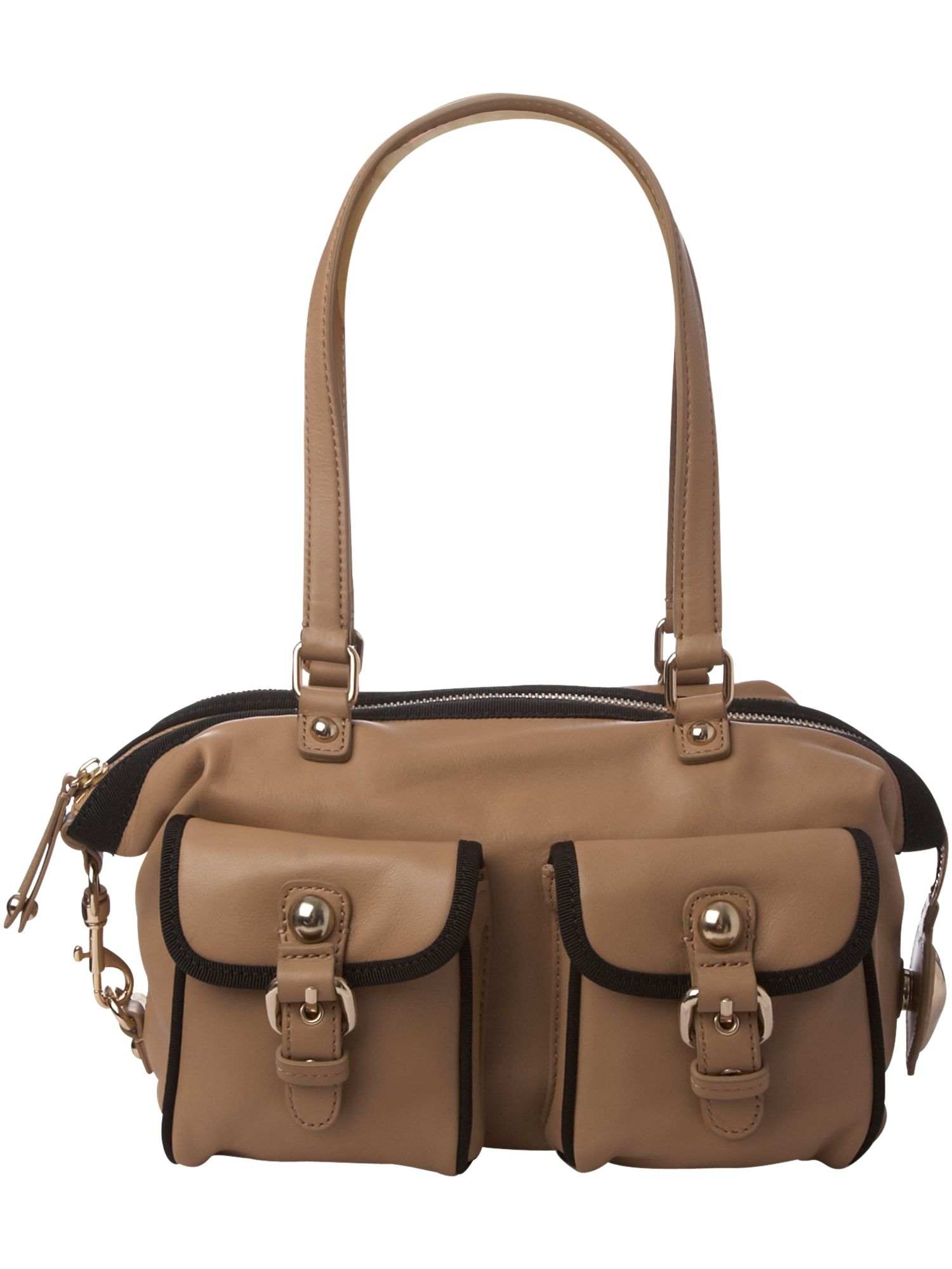 Moschino Cheap & Chic Pleasure Medium leather tote bag. product image