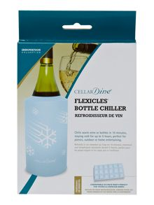 Cellardine Flexicles bottle chiller