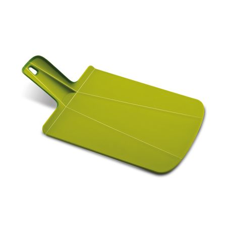 Joseph Joseph Chop2Pot Plus Folding Chopping Board, Small Black