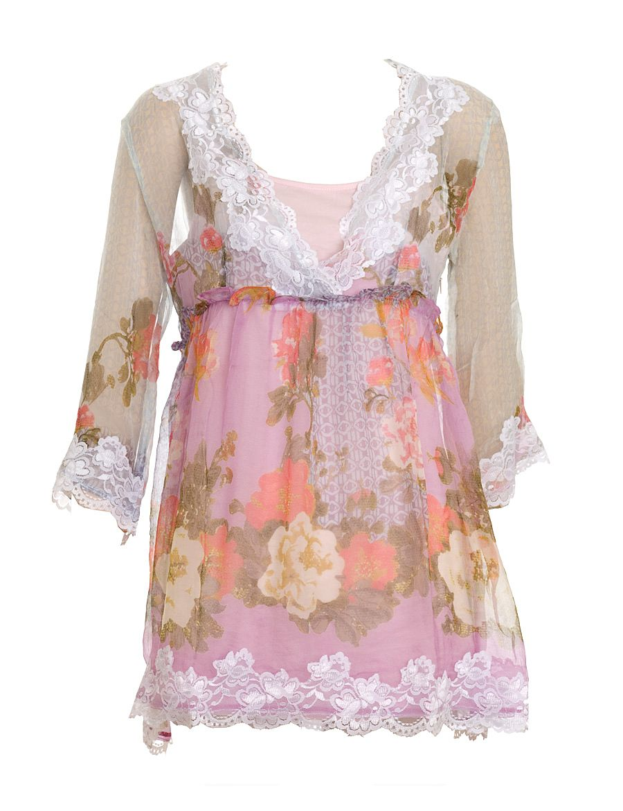 Aftershock Ariala blouse Lilac product image