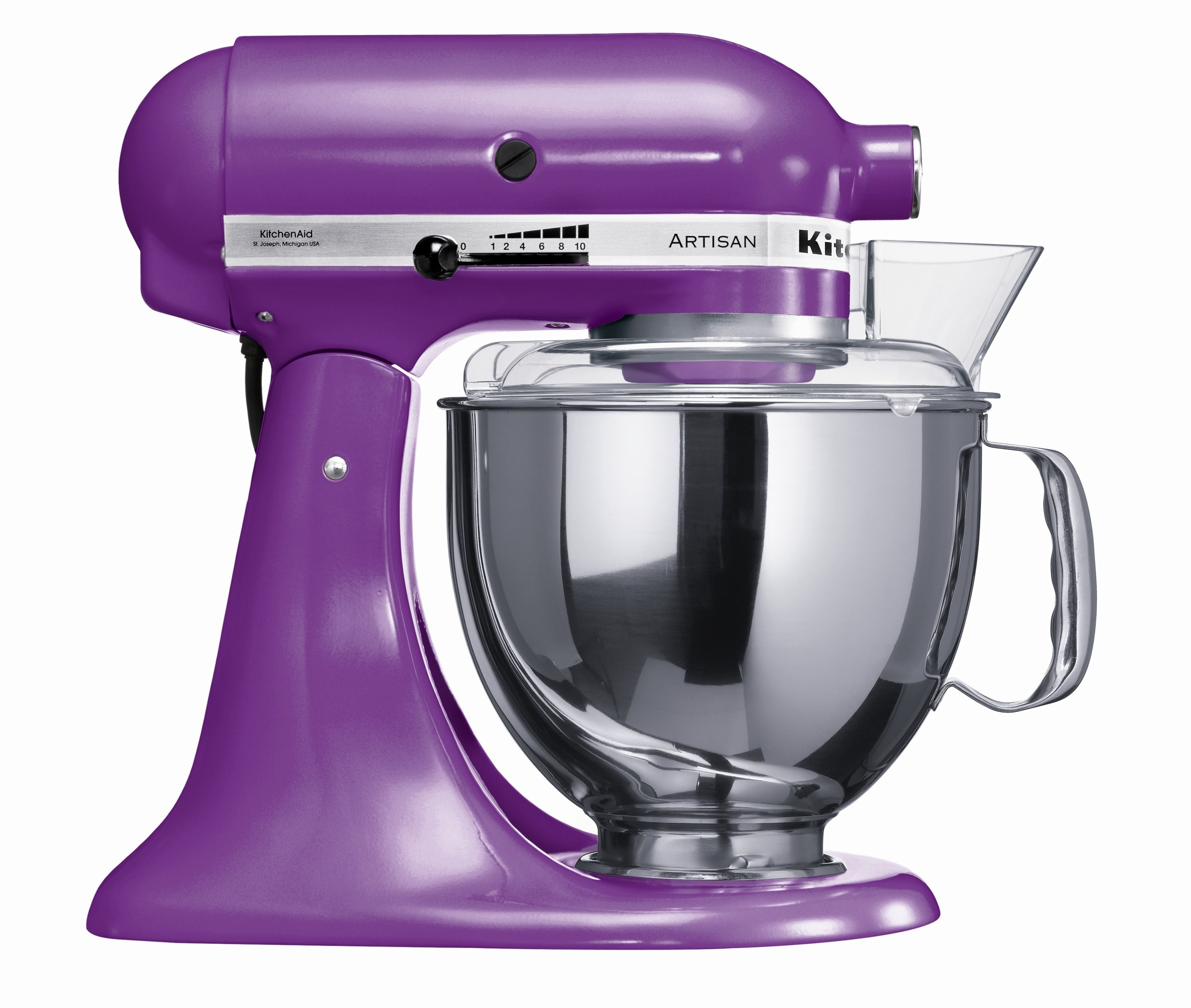 Artisan Grape Stand Mixer