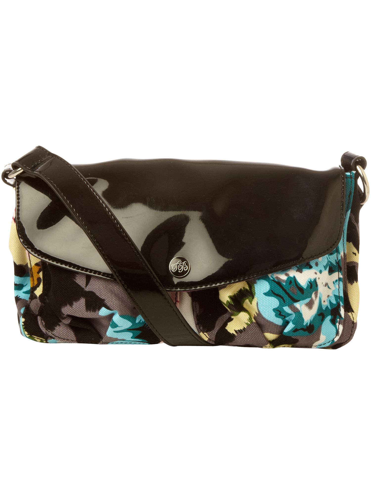 Ted Baker Karta medium nylon cross body bag product image