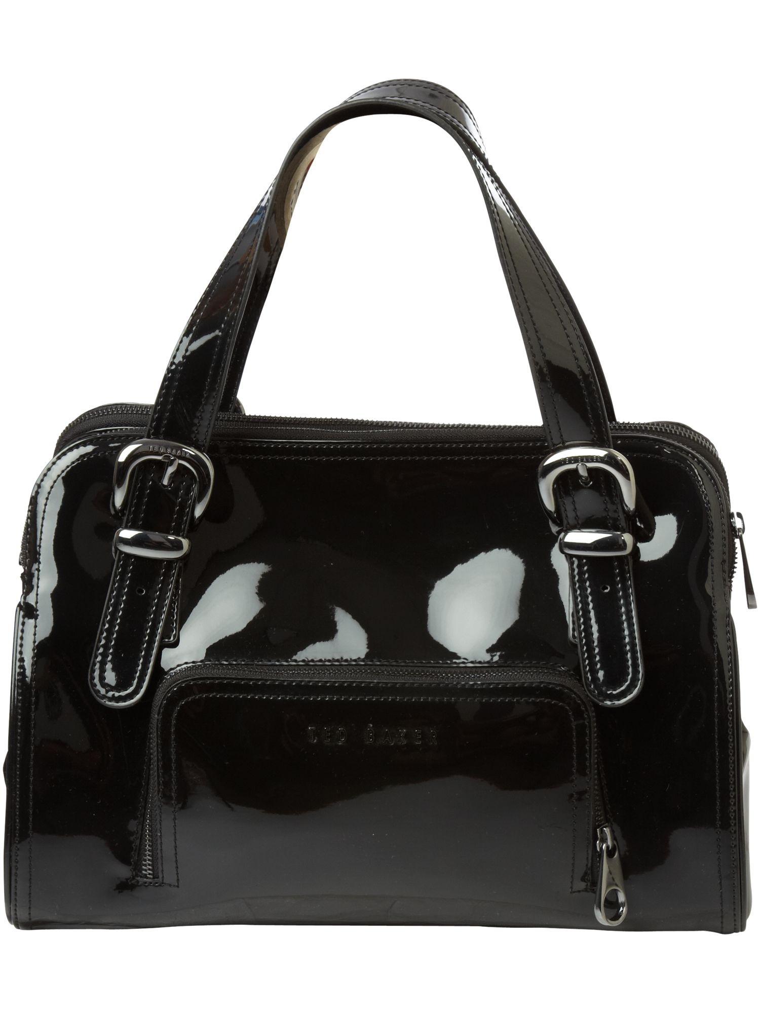 Ted Baker Herby medium PU bowling bag product image