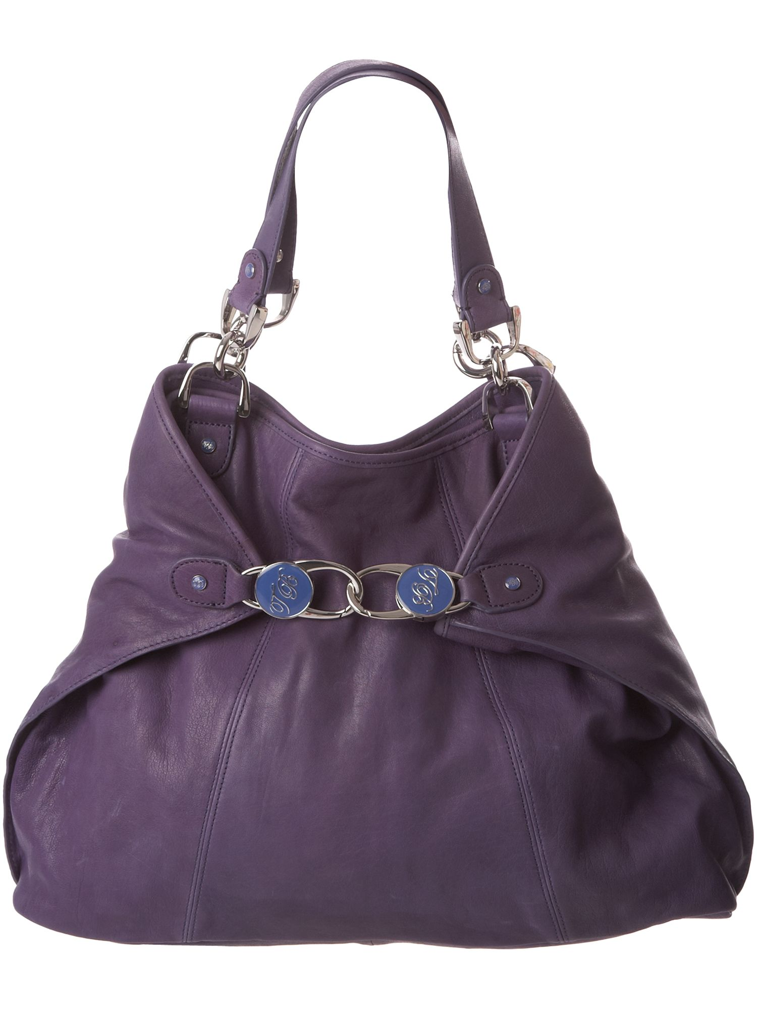 Ted Baker Rocket large leather tote bag product image