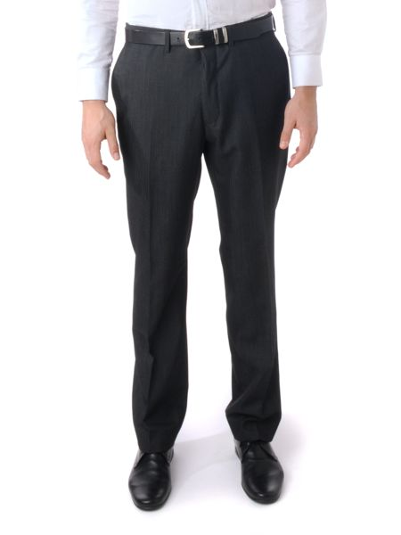 Simon Carter Single breasted piped edge suit
