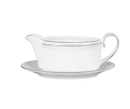 Wedgwood Grosgrain sauce boat stand