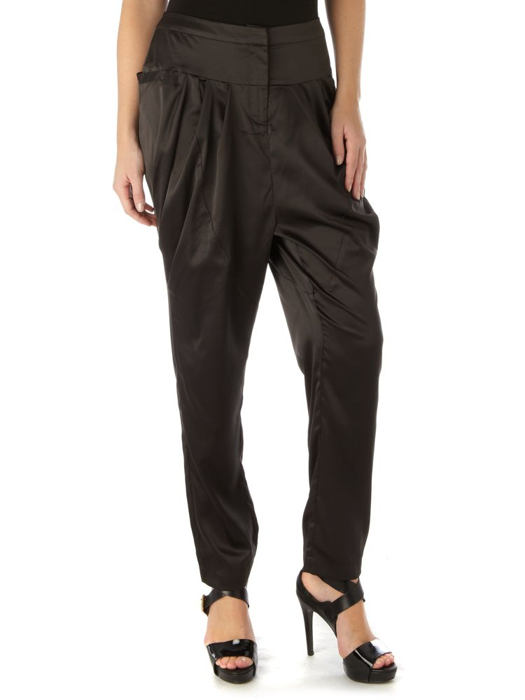 Pied-a-Terre-Hareem-Trouser-In-Black