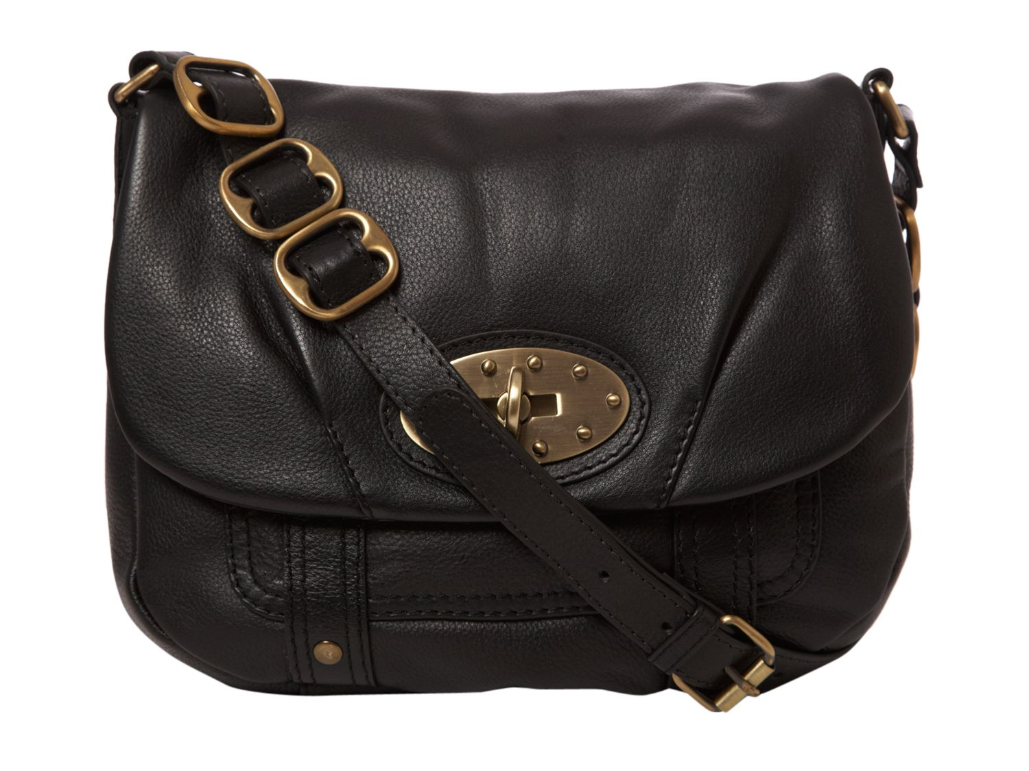 Linea Leather cross body bag product image