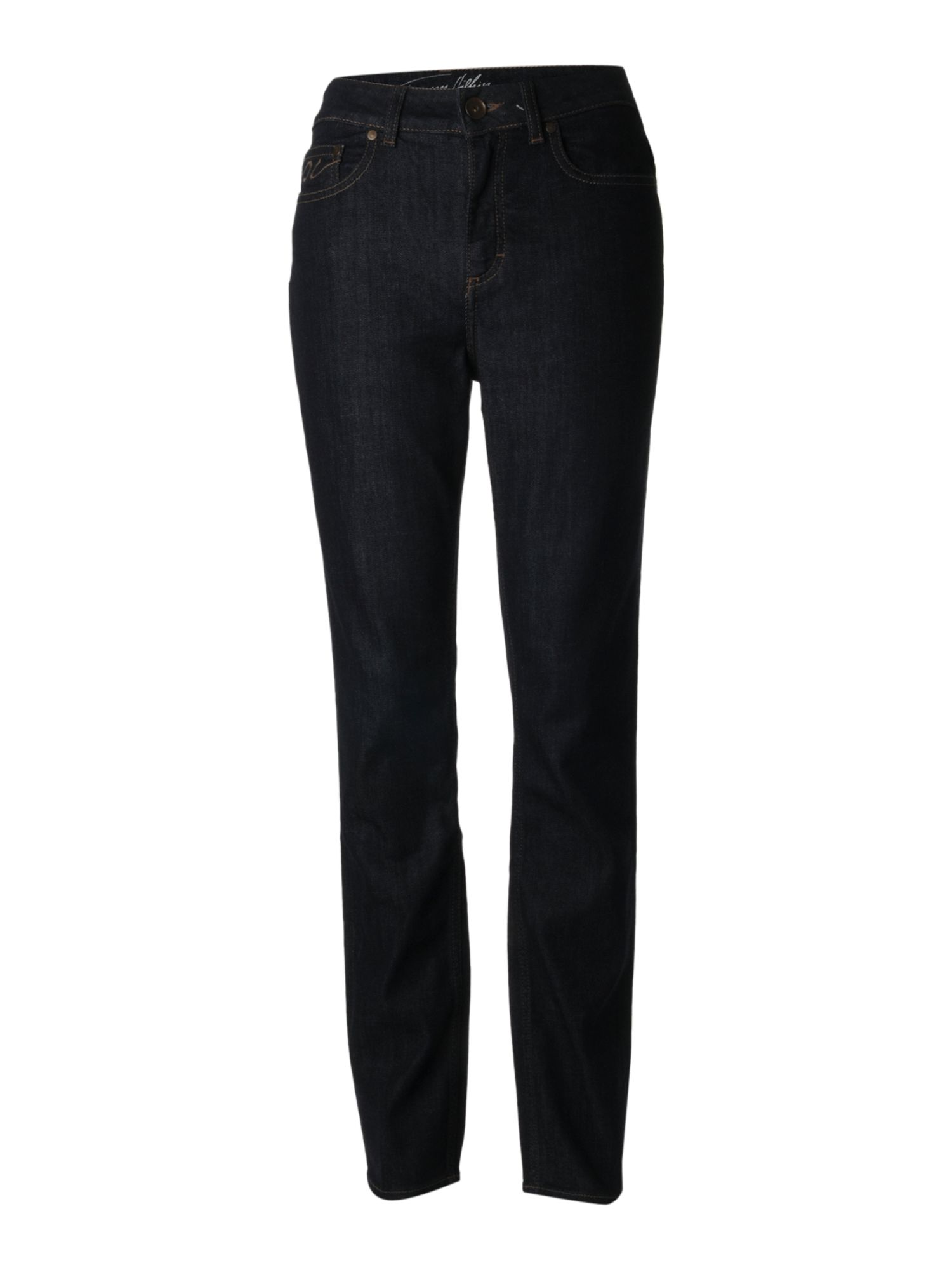 Paris high rise denim pant
