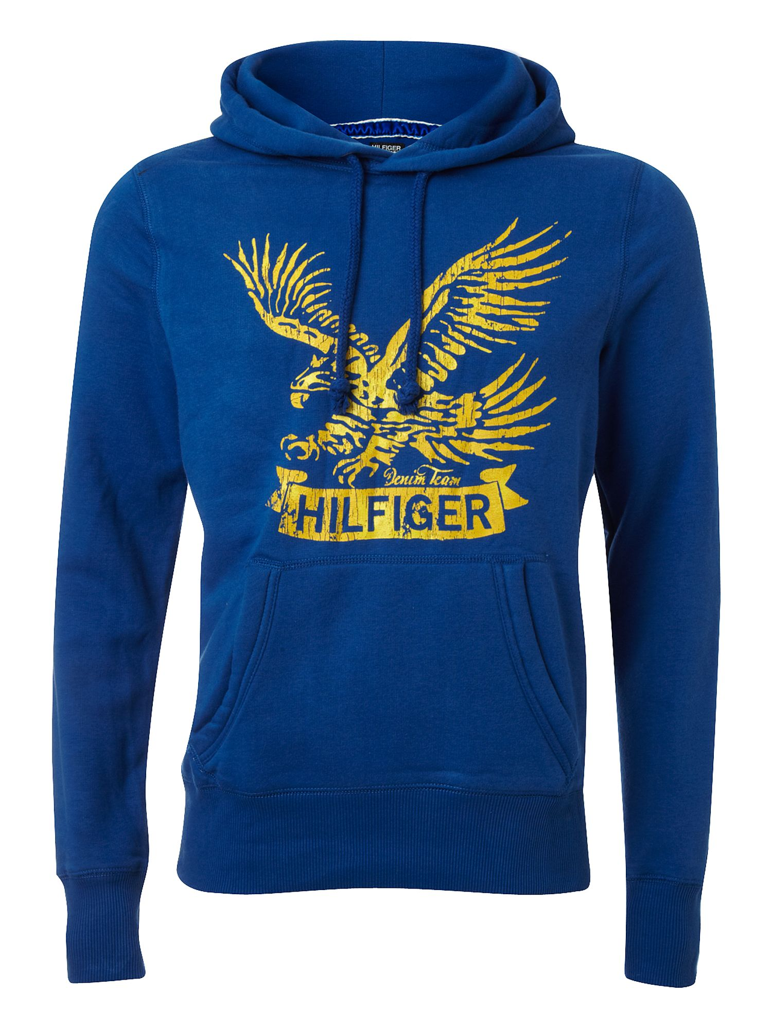 Tommy Hilfiger Ohio hooded top Dark Blue product image