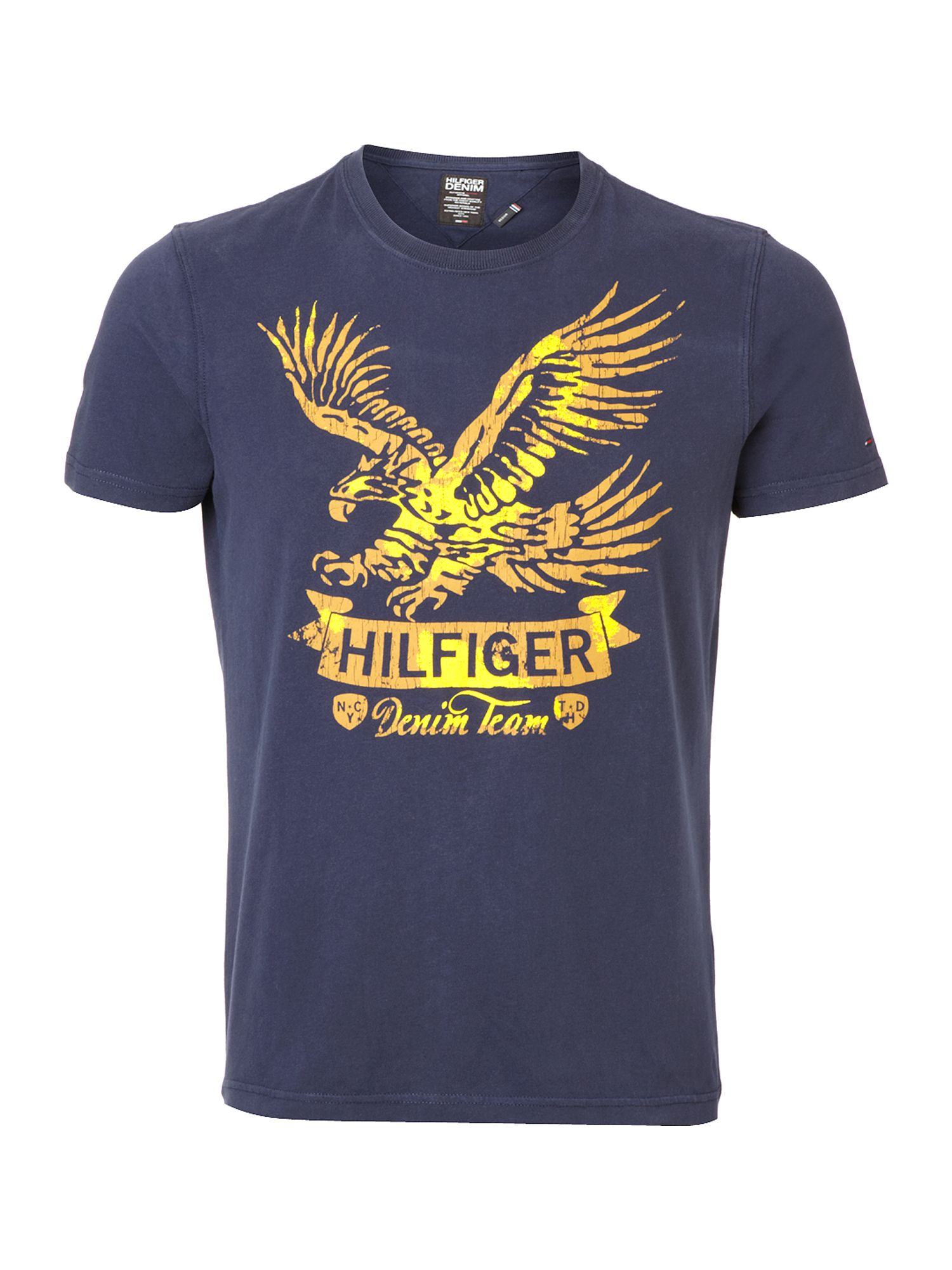 Tommy Hilfiger Felix cotton T-shirt Blue product image