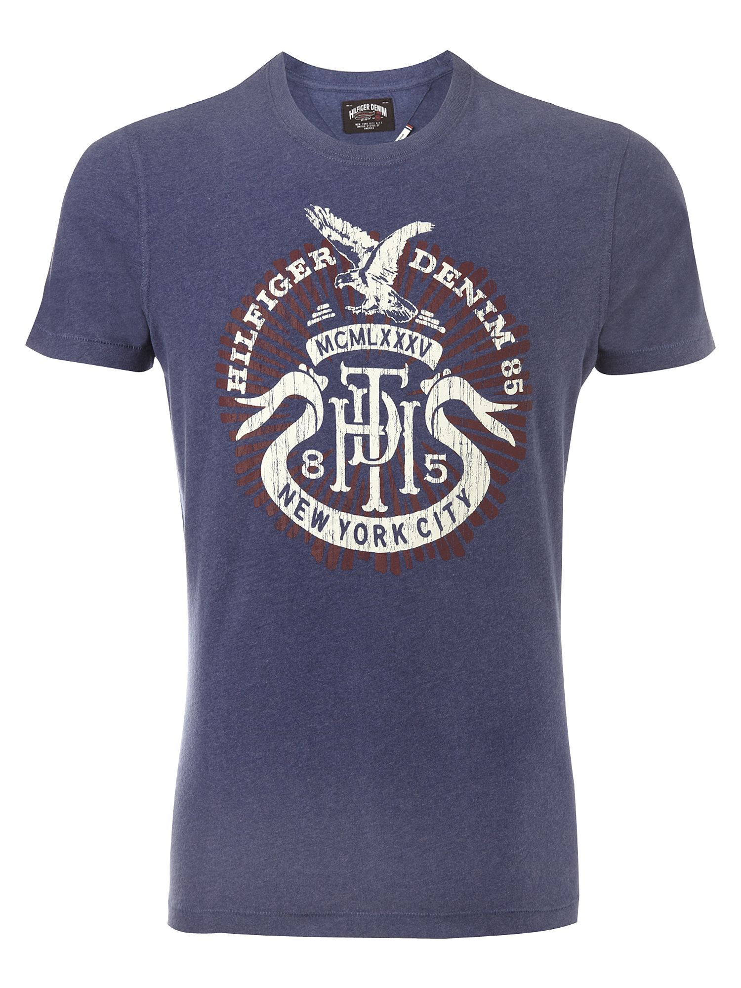 Tommy Hilfiger Renie crew neck T-shirt Blue product image