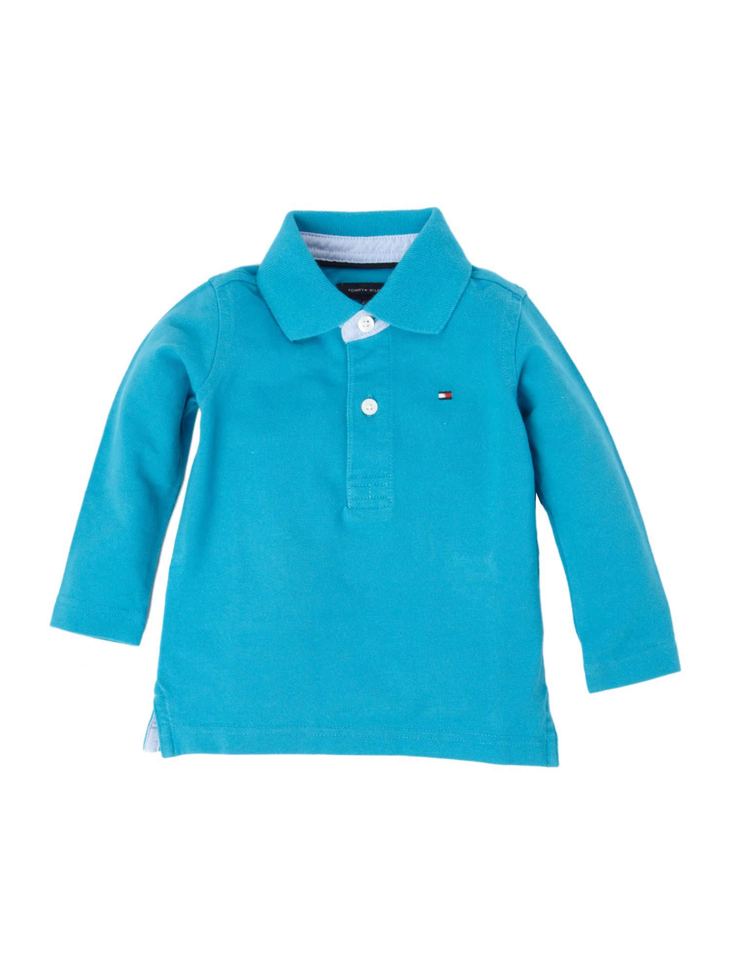 Tommy Hilfiger Tommy toddler knitted T-shirt - Blue `6-9 product image