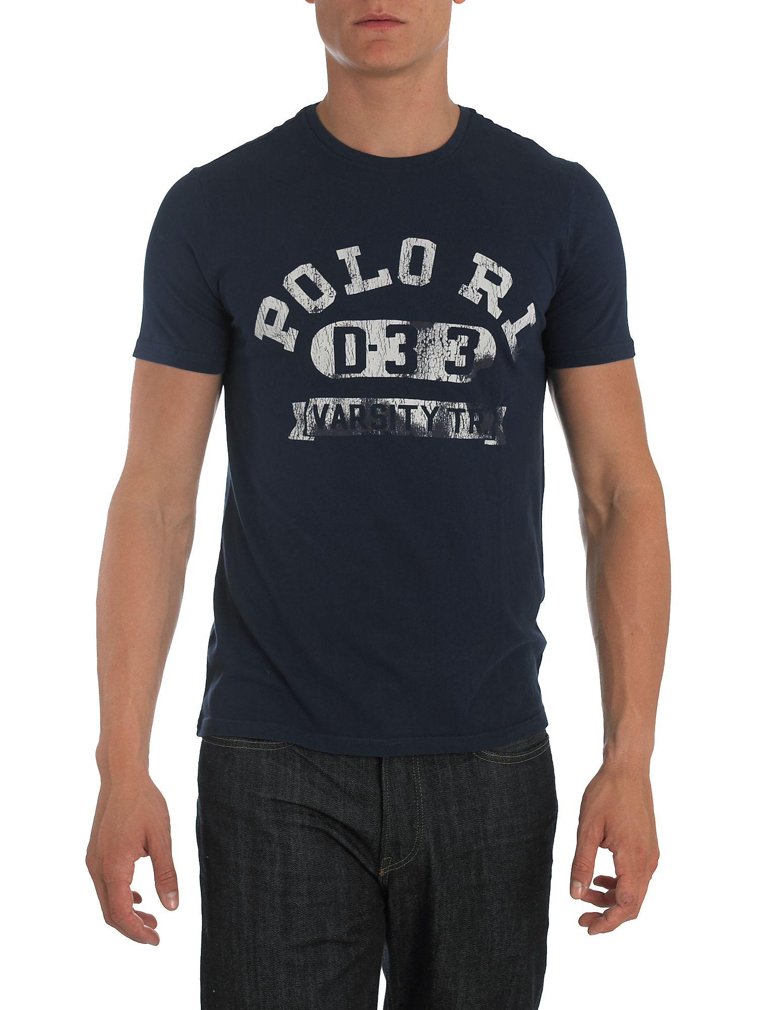 Ralph Lauren Short leeve logo T-shirt Navy product image