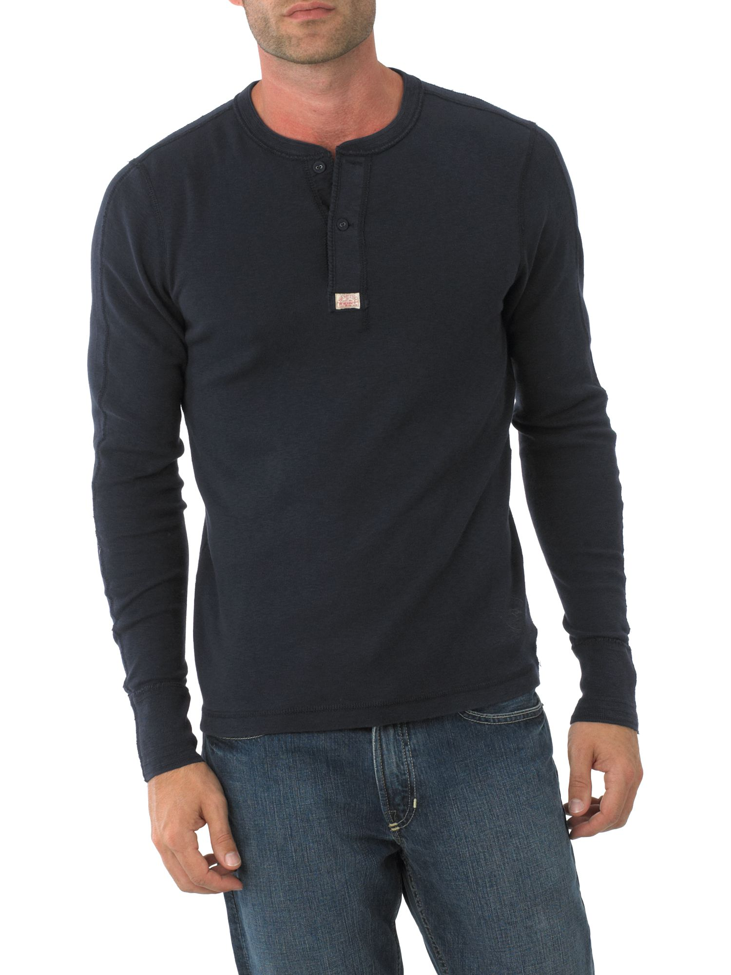Ralph Lauren Short sleeve henley T-shirt Navy product image