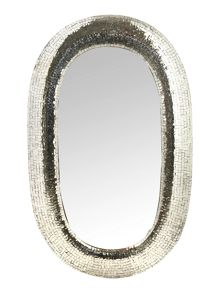 Anise mirror, silver