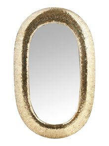 Anise mirror, gold