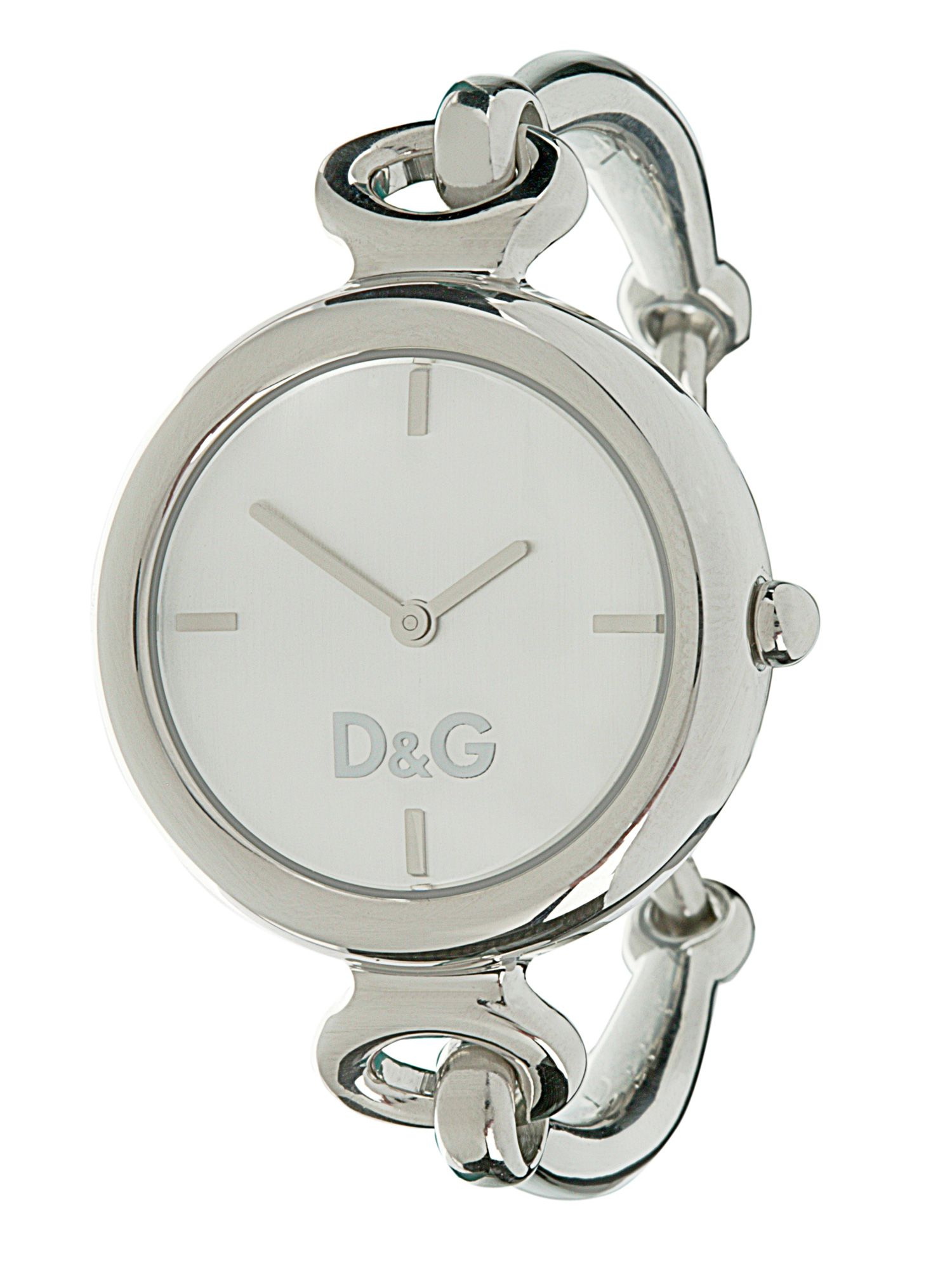 D&G Estelle ladies steel bangle watch product image