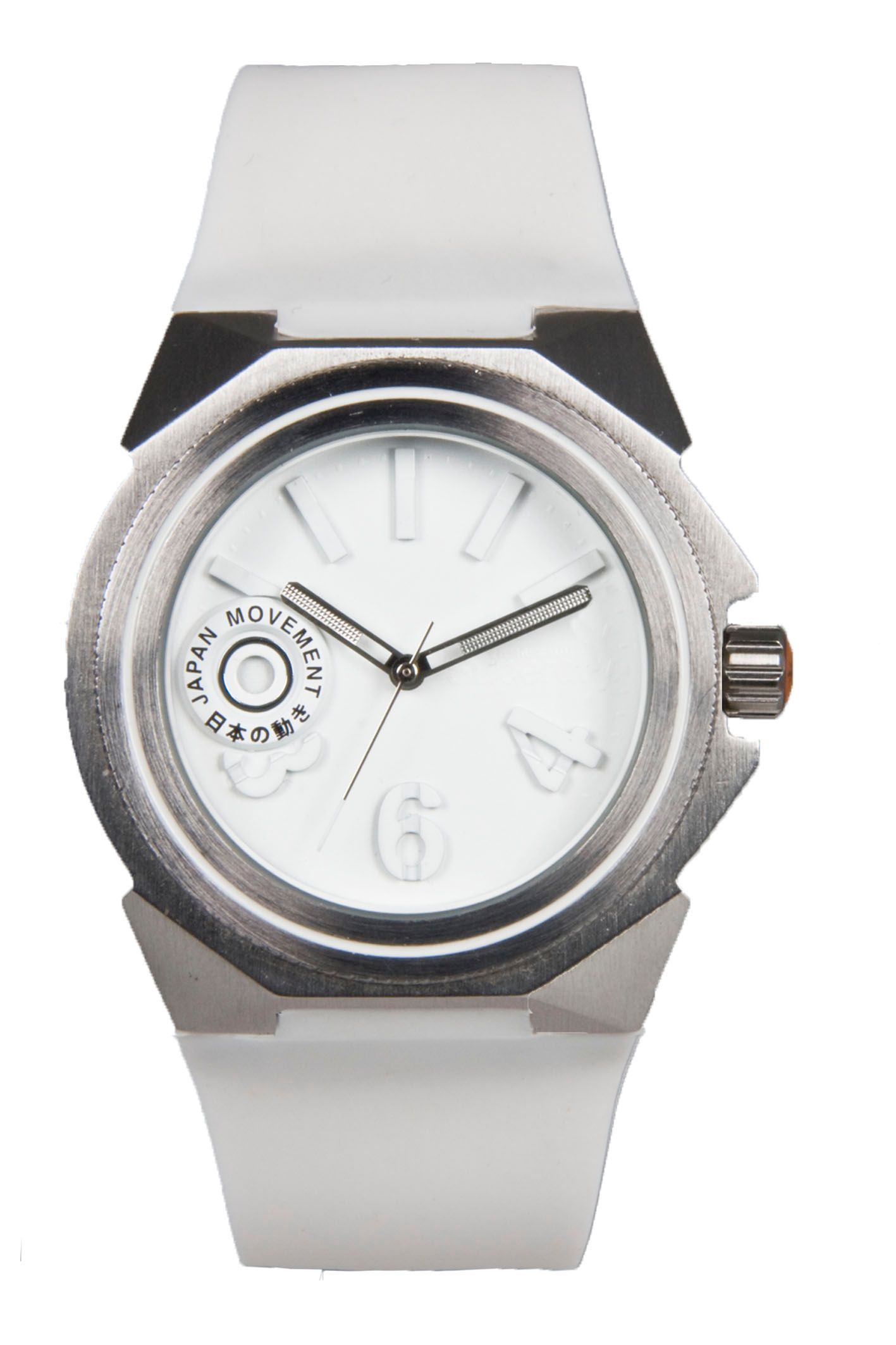 Superdry White stealth ladies watch product image