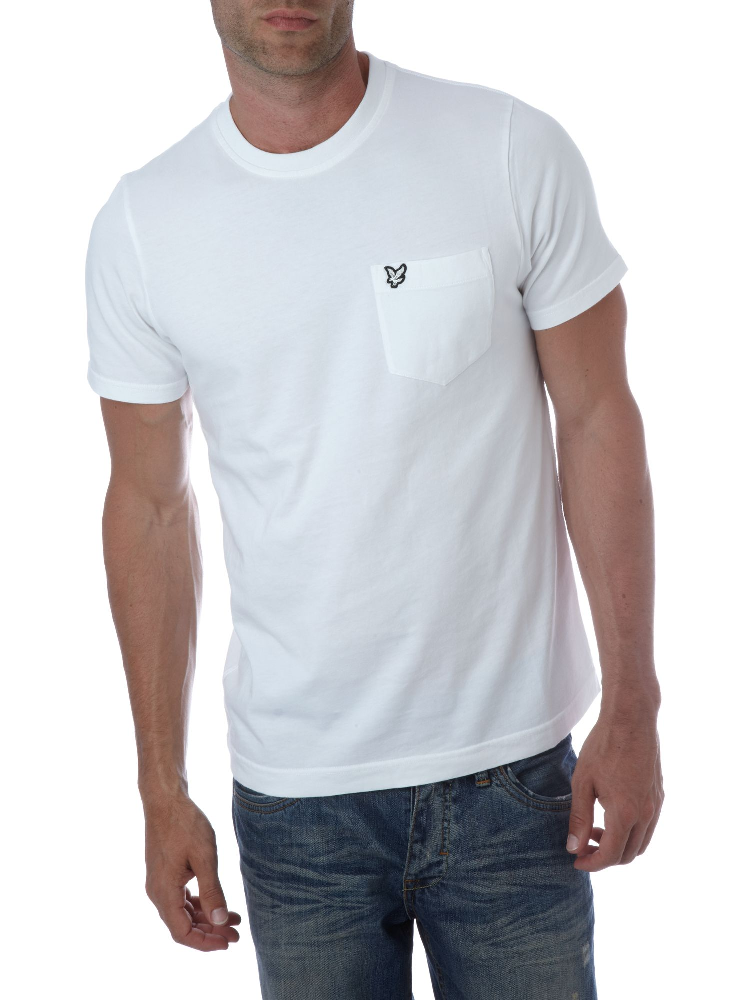 Lyle & Scott One pocket T-shirt - Grey XXL,L,M,XL,S product image