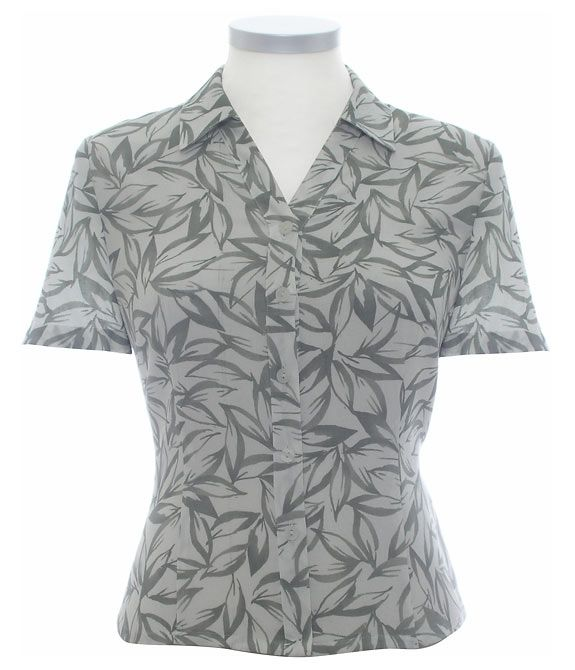 Eastex Bamboo leaf blouse product image