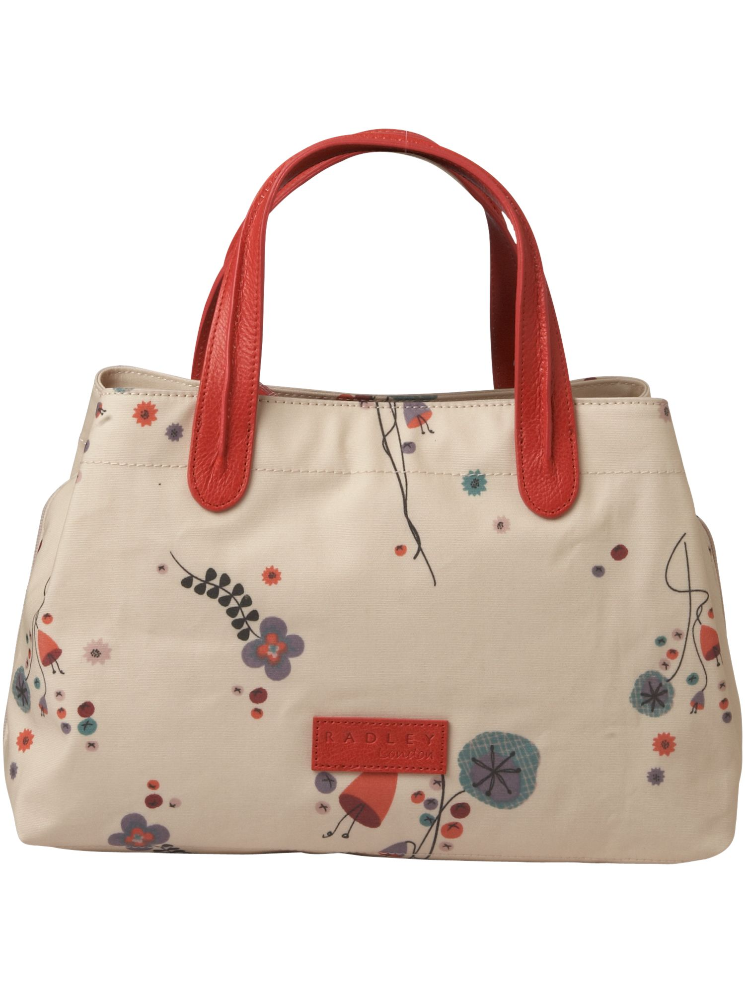 Vanessa hand held Tote bag