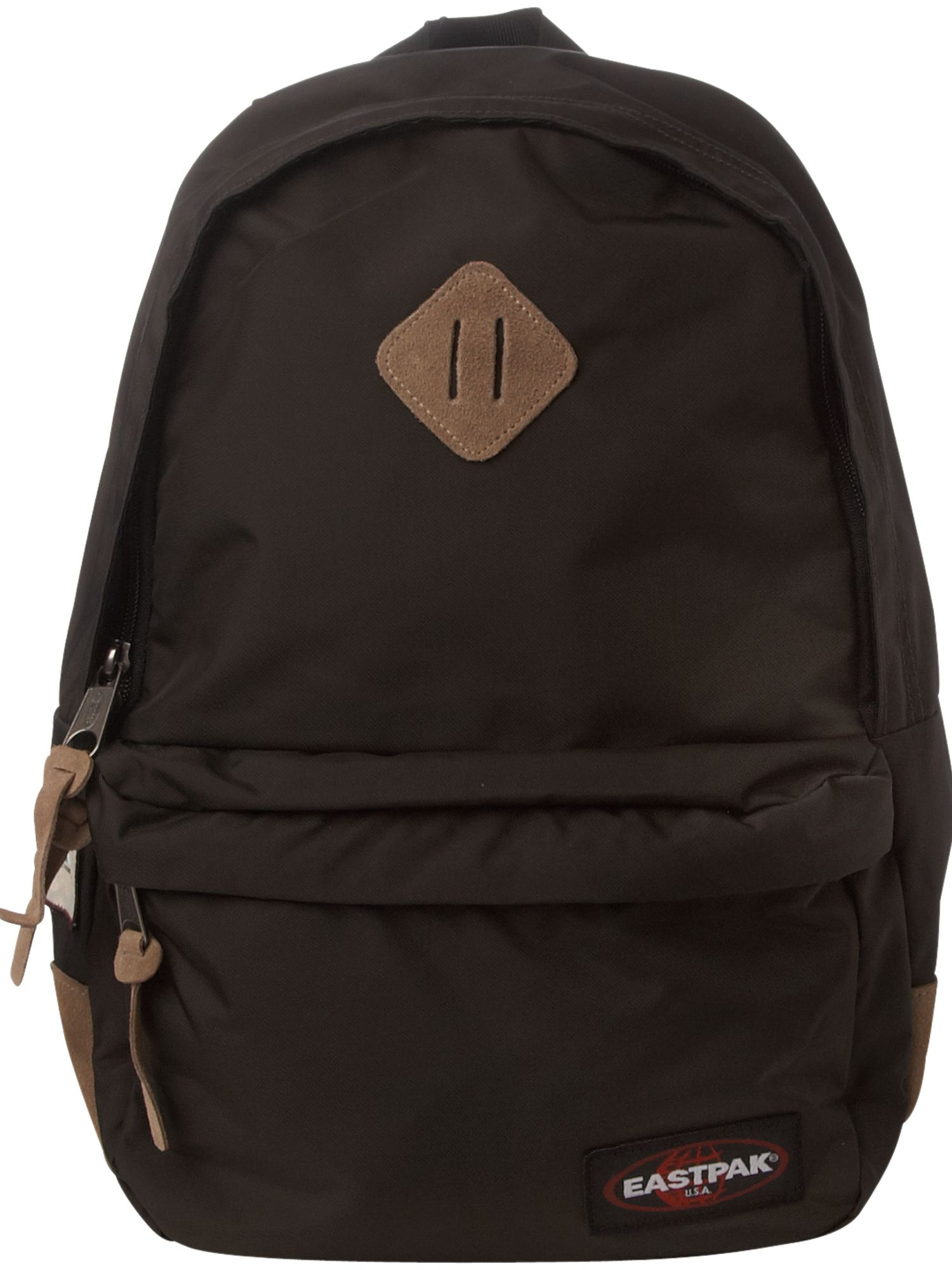Rucksack with contrast base