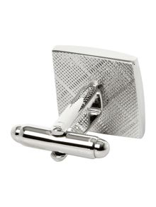 Simon Carter Hematite cufflinks