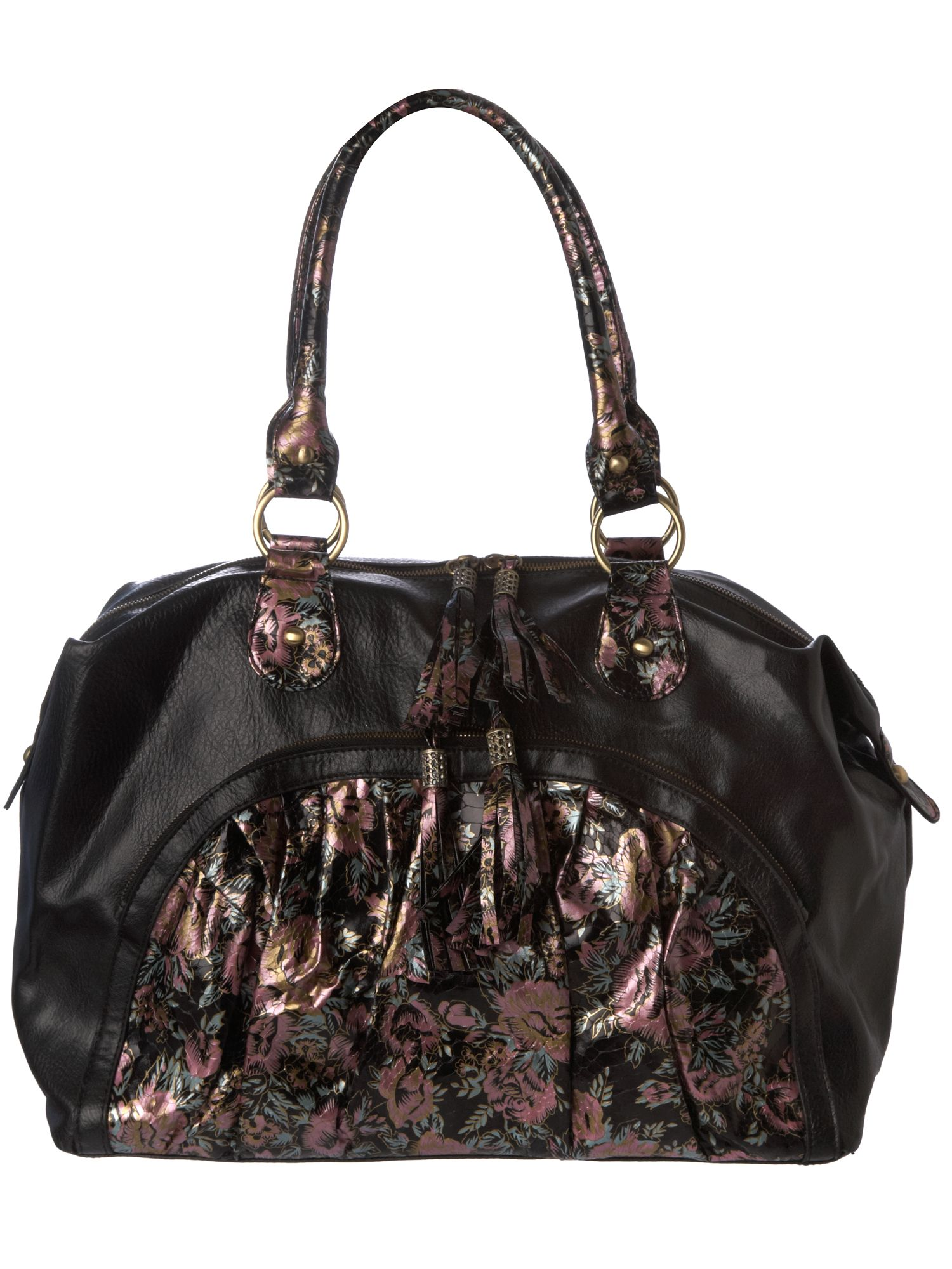 Max C Floral bowling bag product image